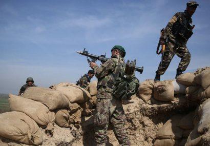 جنگ بالامرغاب و آبکمری ۳۹ کشته و ۳۴ زخمی از طالبان گرفته است