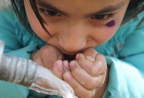 کمبود آب آشامیدنی گریبان نیمی از مردم نیمروز را رها کرد
