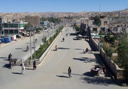 نبردی در غور یک کشته و دو زخمی از نیروهای امنیتی گرفت