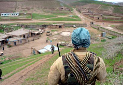 پس از هفتهها، طالبان مجبور به عقبنشینی از مرکز بالامرغاب شدند
