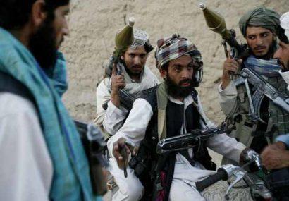 گروه طالبان منتظر دستور حمله بر دو ولسوالی غور است