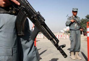 سرباز پولیس در فراه چهار همسنگر خود را به رگبار بست