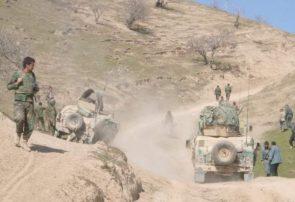 کمین طالبان در غور هفت سرباز و یک غیرنظامی را به کام مرگ برد