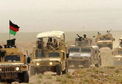برخی مقامهای کمکار نظامی در بادغیس برکنار میشوند