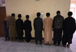 دزدان موبایل زنان در هرات دستگیر شدند