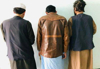 پنج قاچاقبر حرفهای مواد مخدر در هرات دستگیر شدند