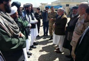 ۱۲ زندانی سیاسی طالبان و یک عضو داعش از زندان غور رها شدند