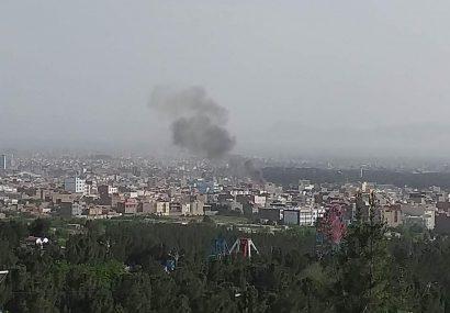 خبر تعقیبی – انفجار امنیت ملی هرات ناشی از ورود یک موتر مشکوک بوده است