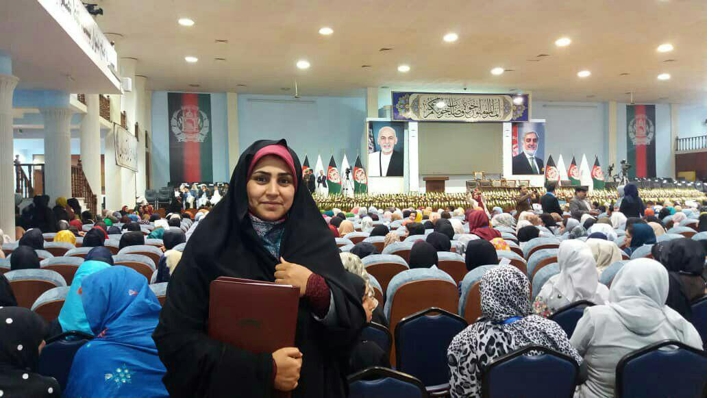 نگرانم که در جرگه مشورتی صلح، حقوق زنان و اقلیتهای مذهبی در نظر گرفته نشود