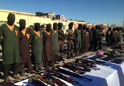 امنیت ملی ۳۰ نفر را بازداشت و زیر پیگرد قرار داده