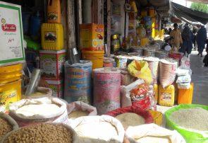 بازار بیروح مواد اولیه غذایی هرات در ماه رمضان