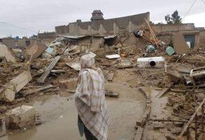 سیلاب دار و ندار مردم مناطق سیلزده غور را برده/ هنوز از کمک دولت خبری نیست