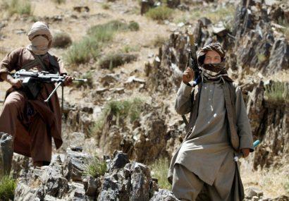 دو نیروی خیزش مردمی و پنج عضو طالبان در غور کشته شدند