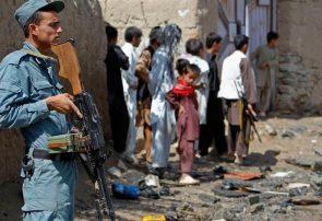 در انفجار بازار شیندند هرات یک کودک کشته و هفت نفر زخمی شدند