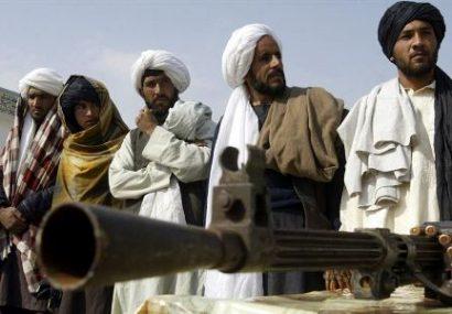 طالبان غور با چهار کشته از میدان نبرد عقبنشینی کردند