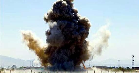 انفجار در غوریان هرات یک کارمند ایرانی و یک پولیس افغان را کشت