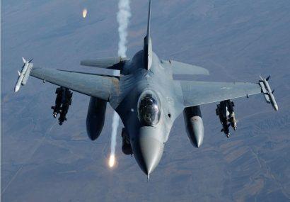 جنگندههای هوایی ۱۱ عضو طالبان فراه را از پای درآوردند