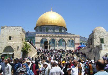 حمایت از قدس و ملت فلسطین وظیفه همه مسلمانان است
