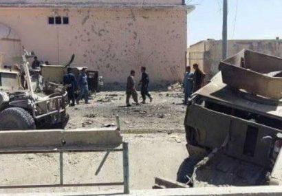 انفجار خونین ۱۰ نیروی ارتش فراه را به کام مرگ برد