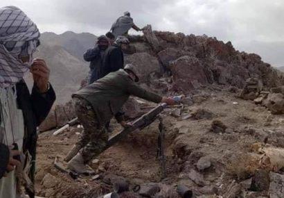 فرمانده مسلح مردمی و سه سربازش در بادغیس جان باختند