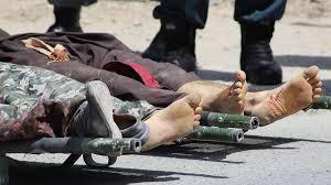 عملیات در فراه، هفت کشته و هشت زخمی از طالبان گرفت