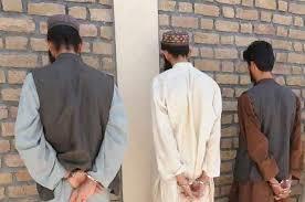 ارتش هرات سه مخالف مسلح دولت را دستگیر کرد