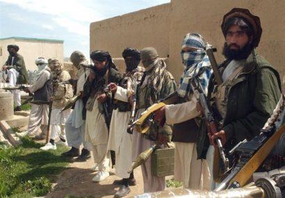 طالبان دو پاسگاه را در ولسوالی قادس بادغیس آتش زدند