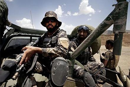 شبیخون امنیت ملی هرات بر یک تجمع طالبان