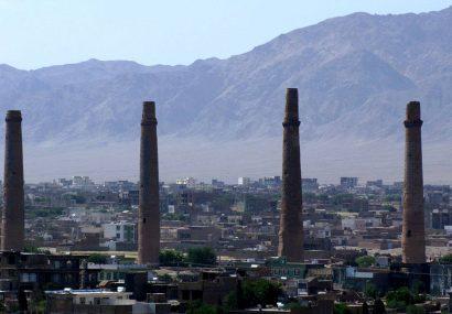 یک کارمند شهرداری در مرکز هرات ترور شد
