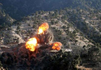 تلفات گسترده طالبان؛ چرخبالها در بادغیس ۱۵ طالب مسلح را کشته و ۱۰ تن دیگر را زخمی کردند