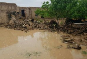 سیلاب سومین ماه بهار در هرات یک کشته و سه ناپدید برجا گذاشت