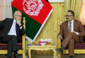 ناتو اراده جدی برای آمدن صلح در افغانستان دارد