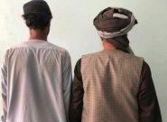دو قاچاقبر مواد مخدر به دام پولیس هرات افتادند