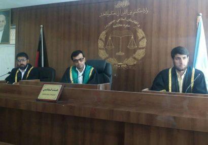 دادگاه ابتدایی هرات مجازات هفت کارمند دولتی متهم به فساد را تعیین کرد