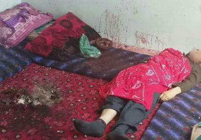 جاسوس طالبان غور با انفجار ماین در خانهاش کشته شد