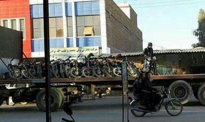 تردد موتورسایکلهای دو سرنشینه در شهر فراه ممنوع شد