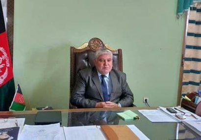 والی غور وعده داد خواسته آموزگاران را به ارگ ریاست جمهوری ببرد