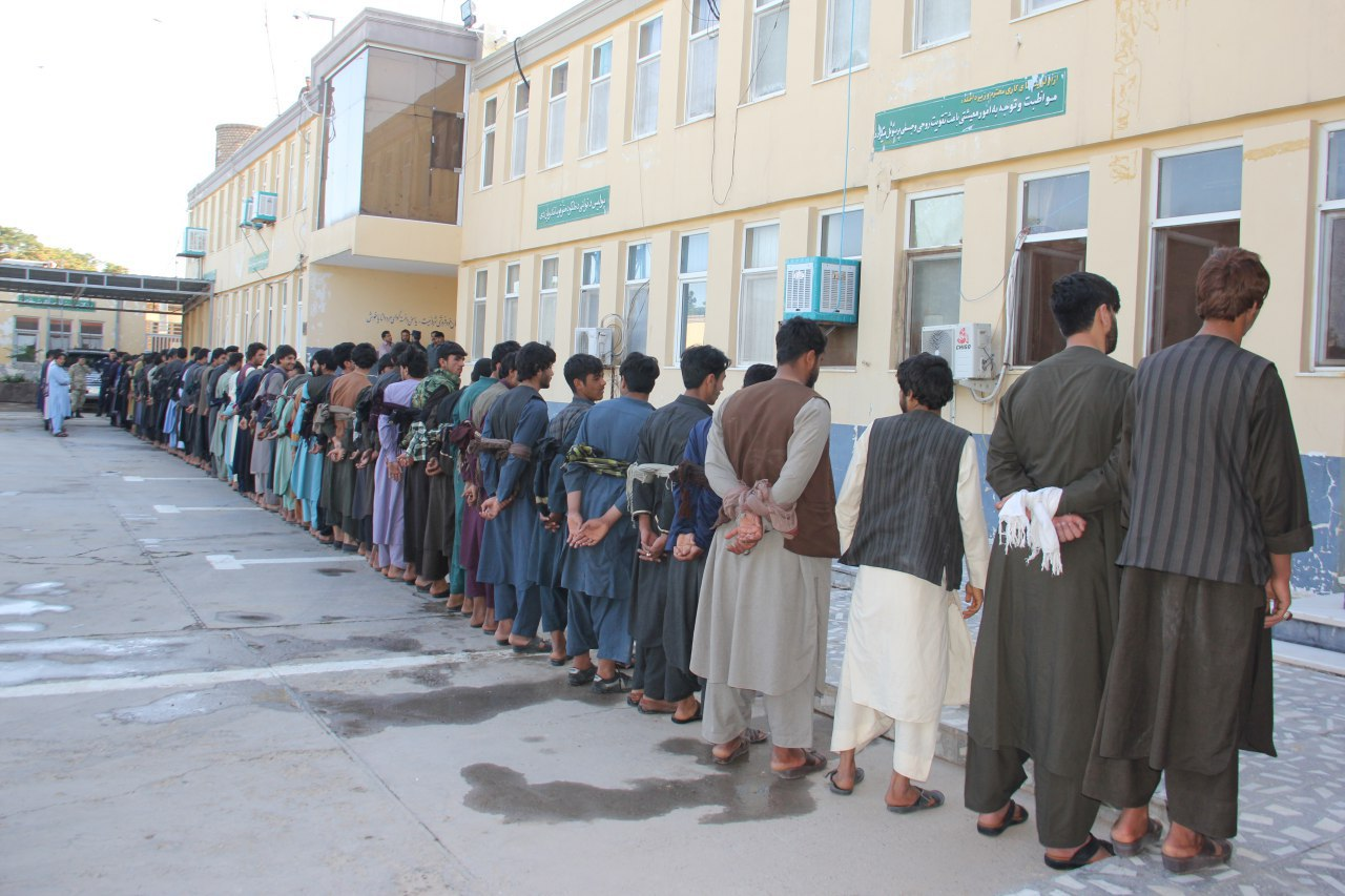 فشارهای بی امان پولیس هرات برای تغییر امنیت