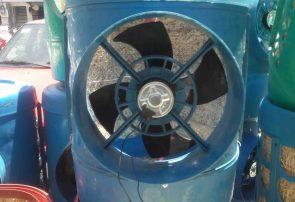 بازار کولرهای ساخت وطن در اوج گرمای هرات
