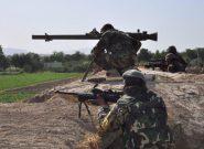 درگیریهای اخیر فراه ۳۷ کشته و ۴۰ زخمی از طالبان گرفته است