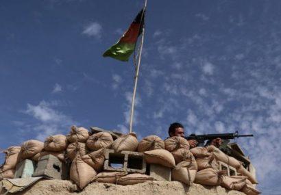 دستهای نیروهای امنیتی لعل و سرجنگل غور برای جنگ خالی است