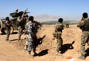 عملیات پشترود فراه با چهار کشته و پنج بازداشتی از طالبان پایان یافت