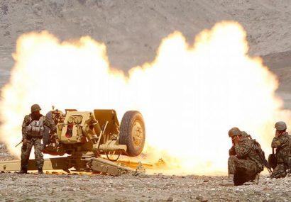 پشترود فراه در آتش جنگ میسوزد؛ دولت هشت کشته و ۹ زخمی از طالبان گزارش کرده است