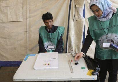ثبت رأی دهندگان انتخابات ریاست جمهوری در هرات آغاز شد