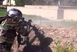 چهار عضو طالبان و سه سرباز ارتش در بادغیس جان باختند