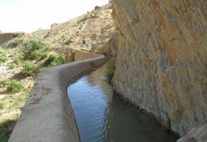 طالبان یک کانال بزرگ آبیاری را در ولایت غور تخریب کرد