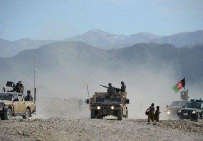 بیش از ۱۰ روستا در کشک رباط سنگی هرات به کنترل دولت درآمدند