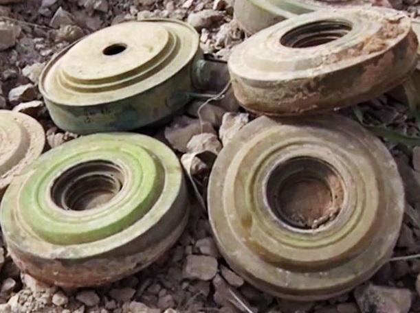 نیروهای دولتی مانع وقوع چهار انفجار در فراه شدند