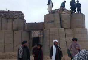 طالبان فراه در نبرد دو ساعته کنترل یک پاسگاه پولیس را به دست گرفتند