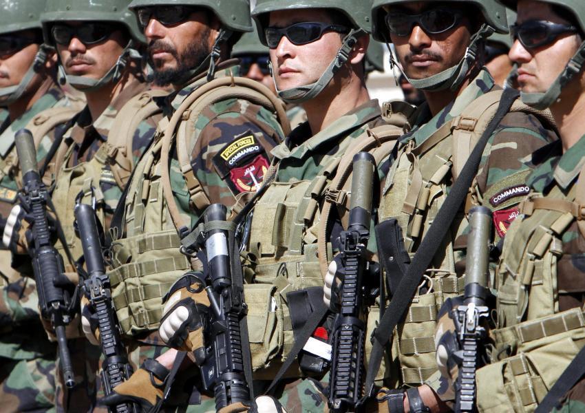هنوز پای نیروهای تازهنفس در غور به مناطق جنگی نرسیده است